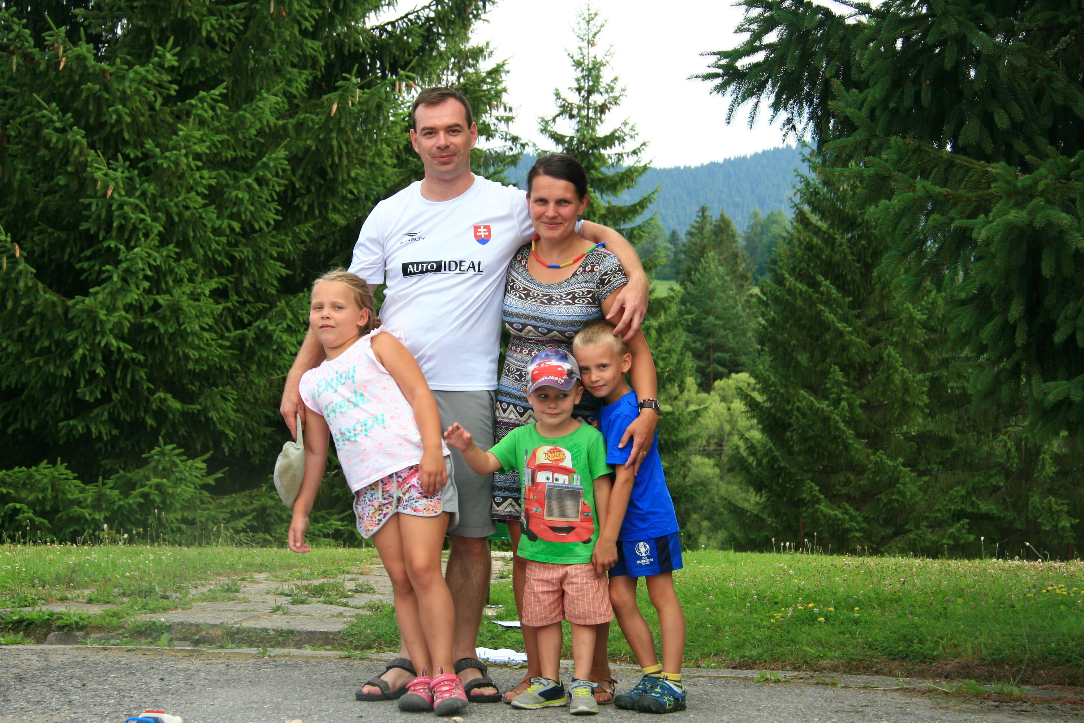2017 Slovakia. Family Summer IMG_0233
