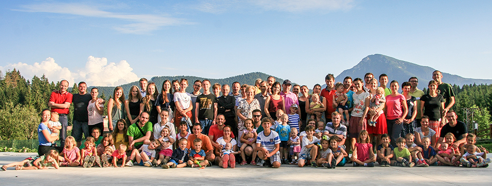 Primer 'Family Summer' en Eslovaquia