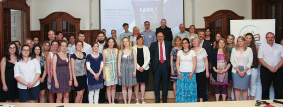 Summer University on the Family in Hungary.