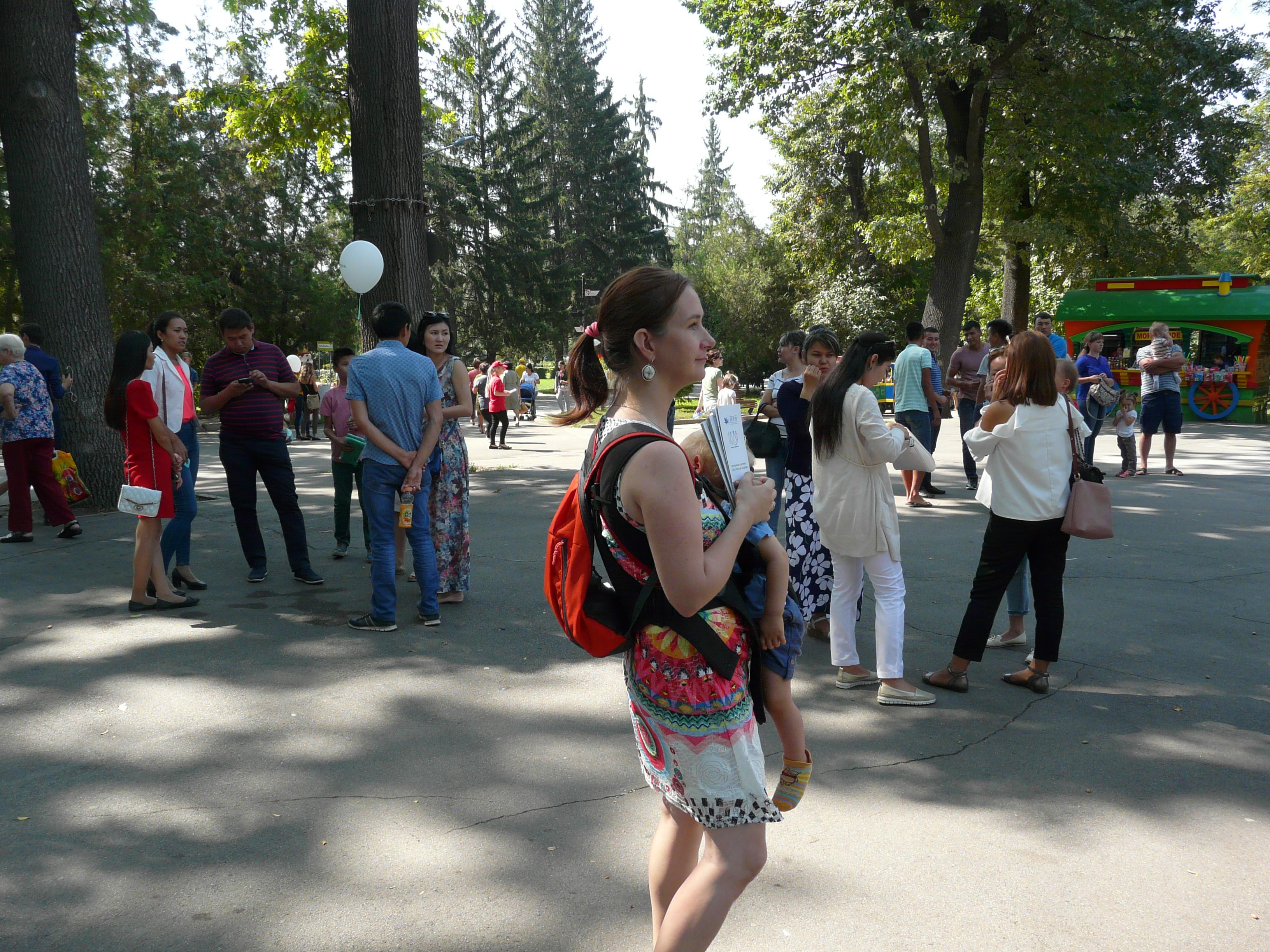 Family Day in Kazakhstan 4
