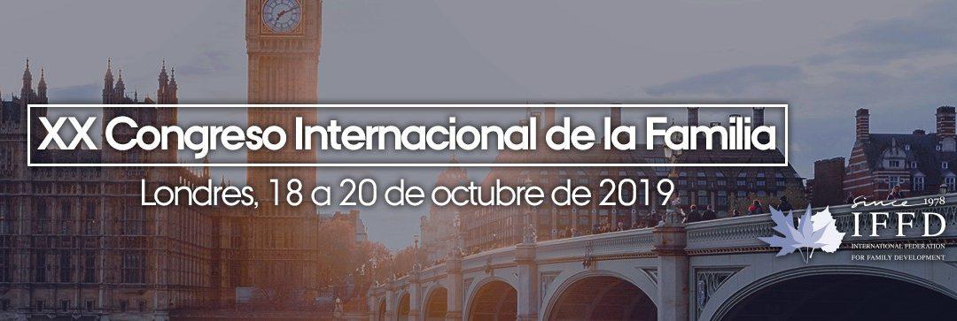 XX Congreso Internacional de la Familia