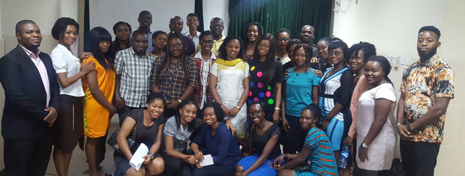 Training Young People in Nigeria